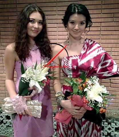 Самые красивые на MTVA-2011