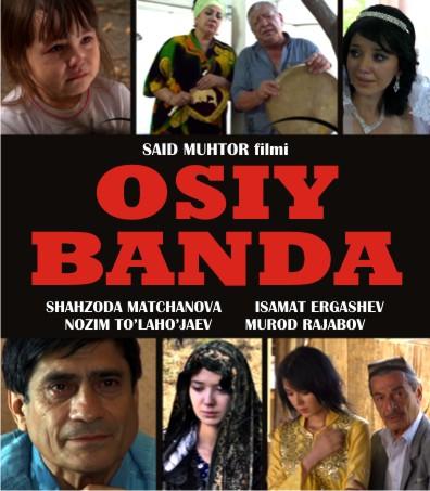 Постер фильма Osiy banda