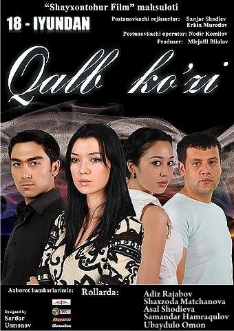 Постер фильма Qalb kozi